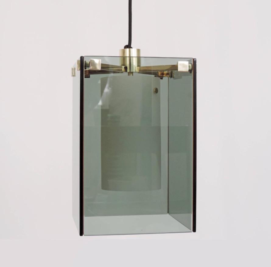 Max Ingrand Mod. 2211 Ceiling lamp fo Fontana Arte - SG Gallery Milano